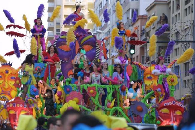 carnaval cadiz espana