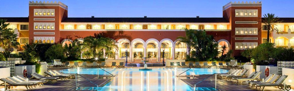 hoteles melia