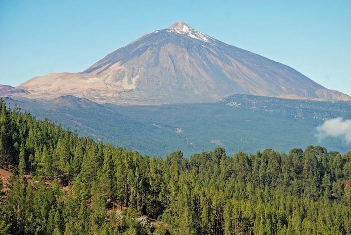 montaña mas alta espana
