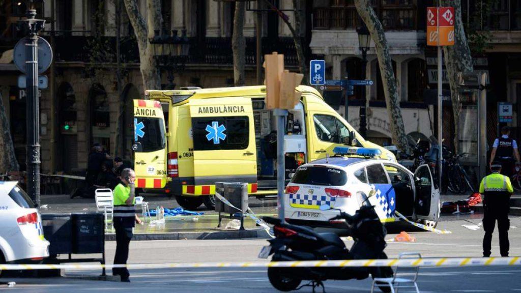 atentado terrorista ramblas barcelona
