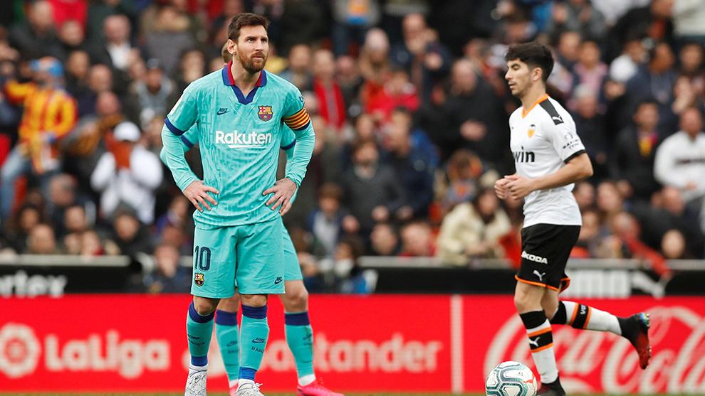 resultado del partido Valencia vs Barcelona